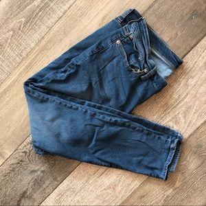 GAP lightweight legging jeans 14